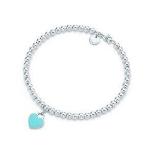 Authentic Tiffany & CO Bead Bracelet